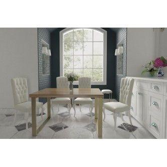 Mesa de comedor modelo Orleans