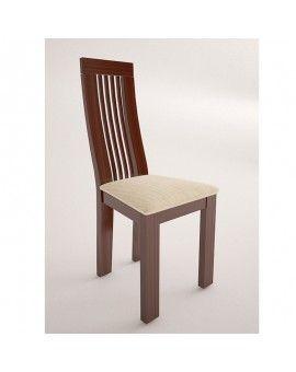 silla moderna de madera modelo Viena