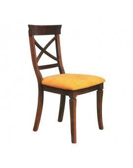 Silla clasica de madera modelo Jaen.