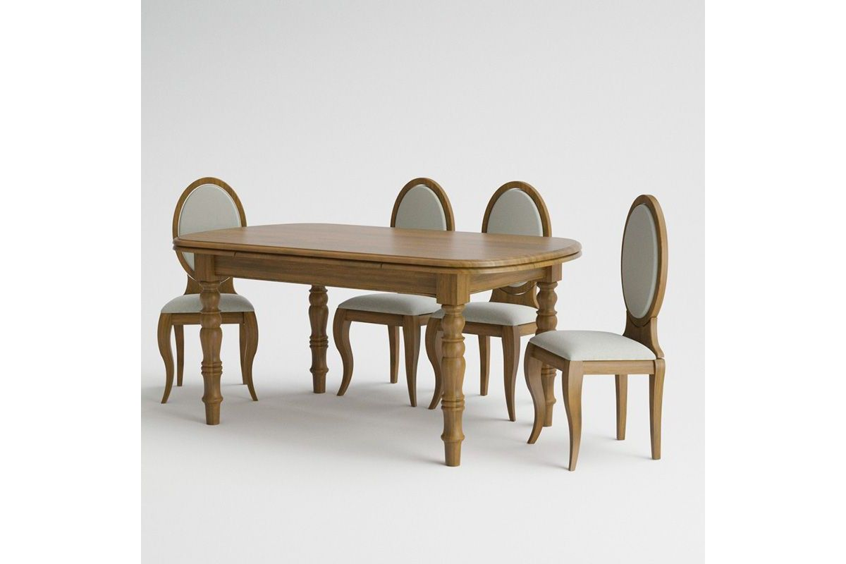 Mesas de comedor clasicas petaca extensibles. Madmu.es