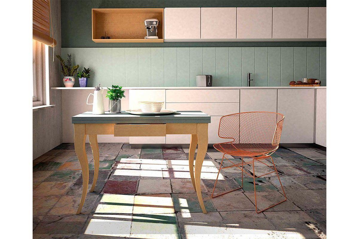 Mesa de libro de madera modelo Cronos.