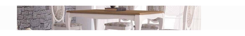 Mesas de madera isabelinas, mesas de comedor extensibles rusticas