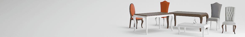 Mesas y Sillas de estilo